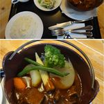 足助の洋食屋 参州楼   - 足助の洋食屋 参州楼(愛知県豊田市)食彩賓館がゆく