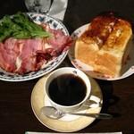 喫茶Y - 小モーニング500円