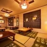 誠寿司 - 小上がり六卓、会社のお仲間やご家族のお集まりに是非!