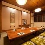 誠寿司 - 半個室としてご利用頂けます!会合