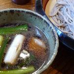 寿楽庵 - 鴨汁