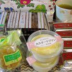 カンパーナ六花亭 - 2012年12月。冬季休業中は農協で六花亭が買えちゃうんです。笑いが止まらないです。