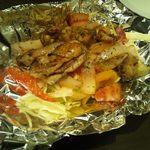 鉄板焼くわちゃん - 牡蠣のムニエル 980円