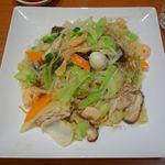 16159312 - 海菜あんかけ炒麺