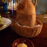 レストラン シェノワ gite - パン
