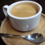 ウラエビス - ホットコーヒー