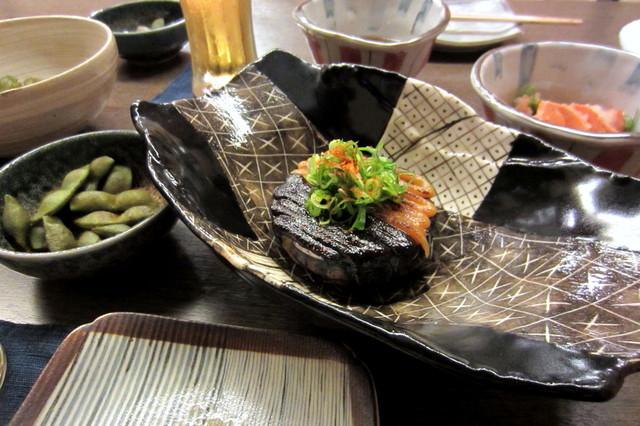 嵐山 うえもり - 加茂なす(田楽)¥780
