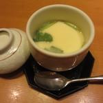すし波奈 そごう広島店 - 茶碗蒸し