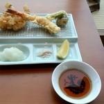 16162696 - 献上茶壺(江戸前天ぷら)