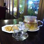 16163111 - ゚・*:.。.☆ハマナス茶☆.。.:*