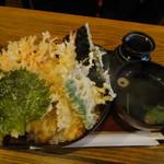 司津屋 - 天丼