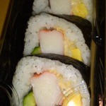 農援's - 料理写真:サラダ太巻き180円 2012,012,02
