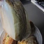 内田パン - パンの耳が十分美味しい!沢山入ってるのでお得やし^^;