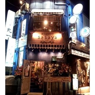 地中海やヨーロッパの港町の食堂をイメージしたビストロです