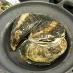 16167934 - 牡蠣の酒蒸し