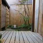 手打ち蕎麦 かね井 - 此処にも、京都がありますね