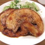 16168965 - 豚バラロースの炙り焼き