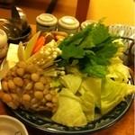 16169467 - 水たき 野菜