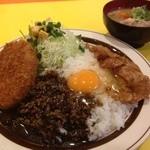 キッチンABC - 4番 当店スタッフ高橋君のまかない飯¥750