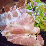 グラード - イベリコ豚の生ハム