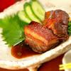 アカチチ - 料理写真:ラフテー:泡盛が決め手!! 琉球王朝時代から伝わる豚肉料理の代表