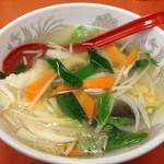 16170029 - 野菜スープ。