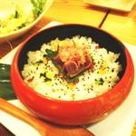 ウメ子の家 - 花咲きちらし寿司