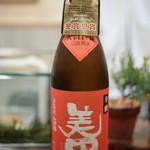 東家 - 美田 辛醸 山廃純米 大辛口 +14 2012.12.1