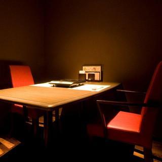 【完全個室あり】2名様席・最大5名様席までございます。