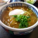 めん処 喜多野 - カレーう、丼