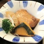 ひで丸 - 定食についてた煮魚