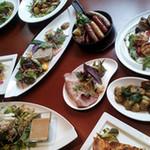 seasons diner COMODO - 新しいグランドメニューです!