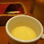 レストラン スター - 最初にスープ