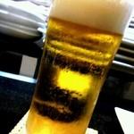 呑み処 あん - 生ビール