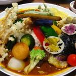 みたか カレーの日 - Fig.3 野菜カレー