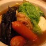 有仙 - 料理写真:沖縄おでん