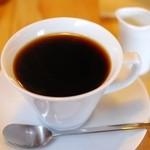 プーティー カフェ - ホットコーヒー