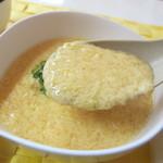 Chouchou - 玉子スープ とろーり  美味しい 独特の味