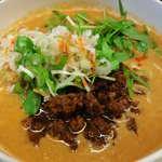 16177578 - ランチ:坦々麺(750円)(2012.11)