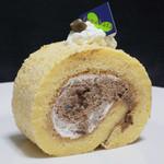 タナバタ - 料理写真:ごぼうとチョコのロールケーキ