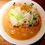 むつみ屋 - 〔期間限定〕味噌担々麺(¥700)
