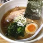 あさくら - 醤油ラーメン(680円)
