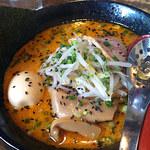 麺や 天鳳 - 安養寺らーめん 850円