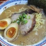 らー麺爆筑 - 料理写真:爆筑ラーメン