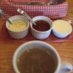 Monte bianco - スープ