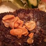 ステーキハウスひのき - 料理写真:アップ☆