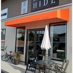 ル パティスリー ヒデ - オシャレな外観・・・カフェスペースもございます