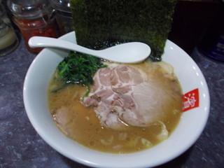 濱壱 麻布店 - 豚骨醤油チャーシュー麺