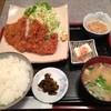 和風ダイニング 居食屋 喜代司 - 料理写真:とんかつ