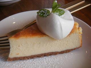 Tea room mahisa motomachi - ベイクドチーズケーキ